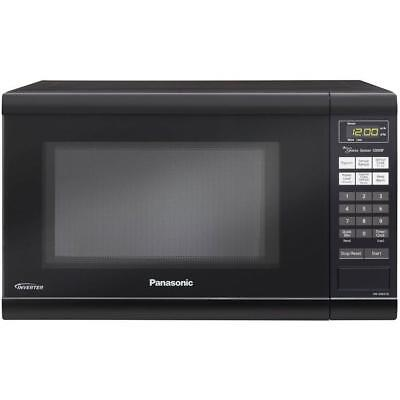 Panasonic NN-SN651B Family Size 1.2 cu. ft. 1200-Watt Countertop Microwave