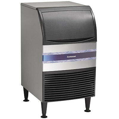 20 Restaurant Bar 100 Lb. Medium Cube Undercounter Commercial Ice Maker Machine