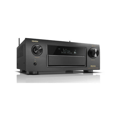 Denon AVR-X6400H 11.2 Ch Receiver Full 4K Ultra HD With HEOS