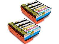 Epson 26 26XL Ink Cartridges Compatible for Epson Expression Premium XP-520 XP-610