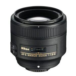 Nikon 85mm AF-S 1.8