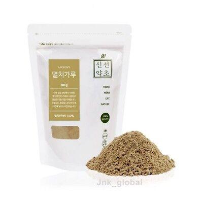 100% Natural Anchovy Powder Powder 0.66lb Fresh Health Premium Powder 300g
