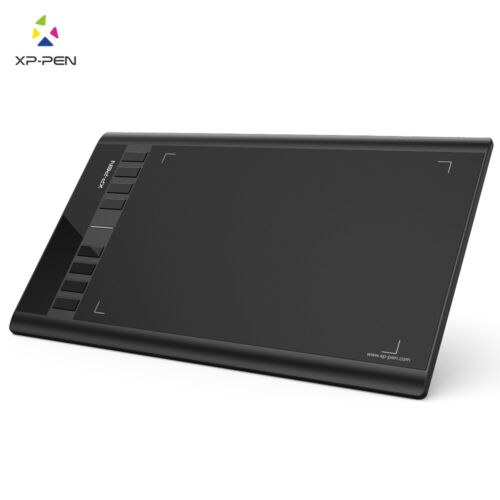 XP-Pen Star03 V2 Drawing Tablet Graphics Pen Tablet Art Pad 10x6 inch 8192 Art