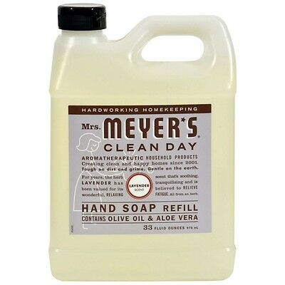 Mrs. Meyer's Clean Day Liquid Hand Soap Refill