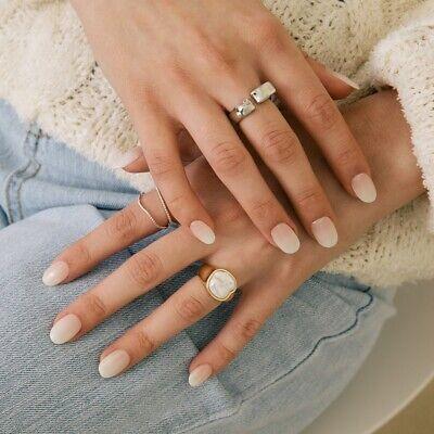 Ohora Self Gel nail art stickers nail patch 30 pcs N Pure nails K-beauty