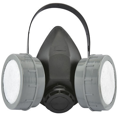 Dual Safety Respirator Mask Paint Dust Masks