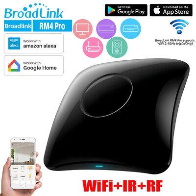 BroadLink RM4 Pro Universal WiFi+IR+RF Switch Remote Controller App Control DC5V