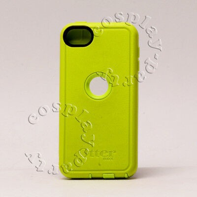 (Otterbox Defender iPod Touch 5th Generation Rugged Hard Shell Case - Lime Green)