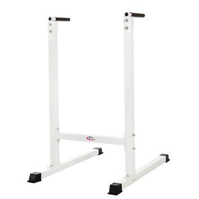 Stazione di allenamento dip macchina per addominali tricipiti fitness torre bar