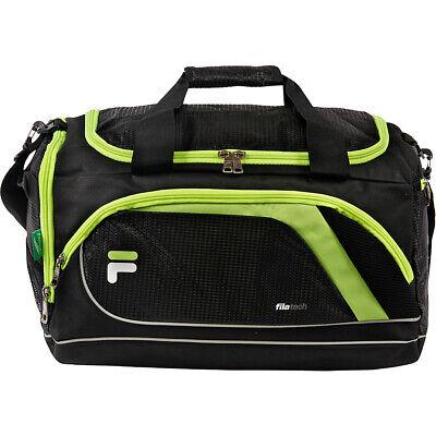 Fila Advantage Small Sport Duffel Bag 4 Colors Gym Duffel NEW Luggage
