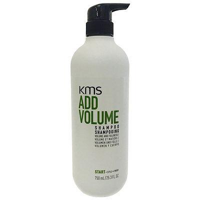 Add Volume Shampoo (KMS Add Volume Shampoo 25.3oz 750ml *NEW*)