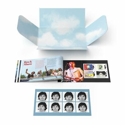PAUL MCCARTNEY LIMITED EDITION BOOKLET ROYAL MAIL LIMTED OF ONLY 1, 970 SETS!