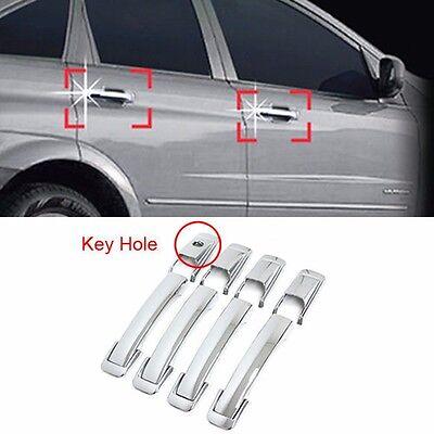 Chrome Rear Molding Kit Exterior Set Wiper Trim Cover For 11 12 Korando C