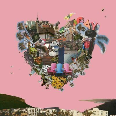 COLDE - Love part 1 EP Mini album CD+Booklet