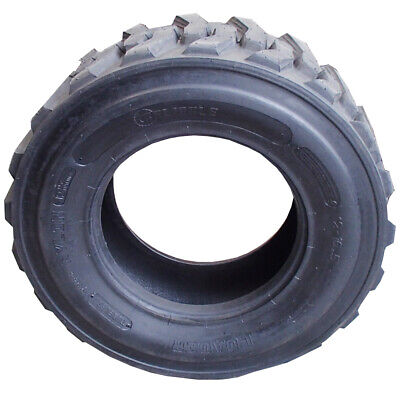 12-ply 12 X 16.5 Skid Steer Loaderbackhoe Tire With Tube
