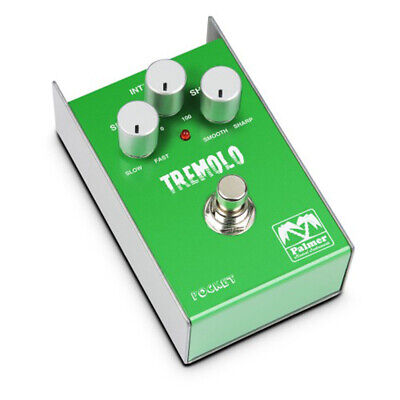 Palmer EP TREM Tremolo Effect for Guitar Pedal