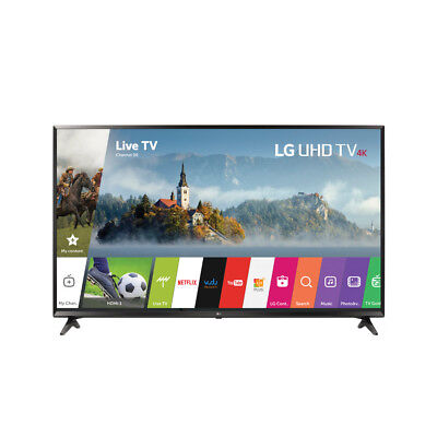 "LG 49"" Class 4K (2160p) Smart LED TV (49UJ6300)"