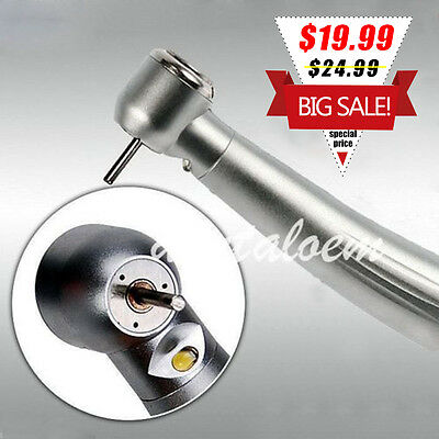 KAVO Style E-generator Dental LED Fiber Optic High Speed Handpiece 2/4 hole YBM4