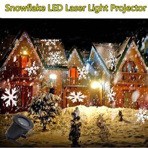 Spot Laser Pour Decor Noel