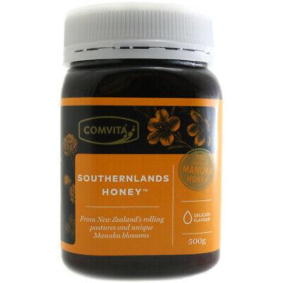 Comvita New Zealand Southernlands Honey with Manuka 500g