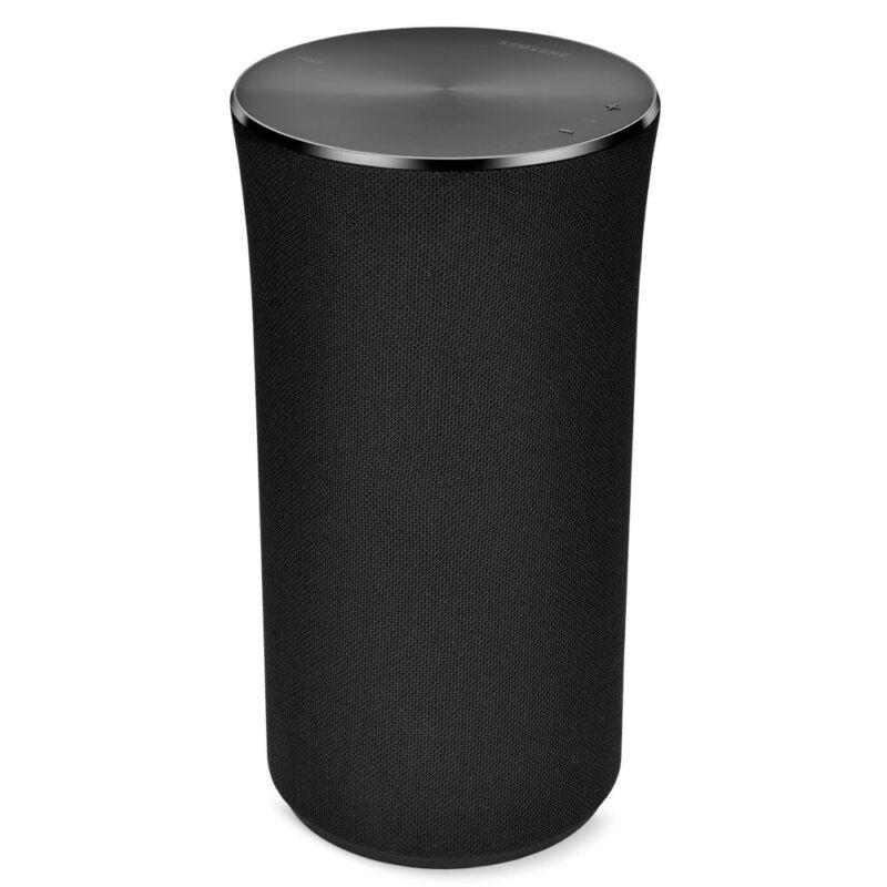 Samsung Radiant360 R1 Wi-Fi/Bluetooth Portable Speaker - Black