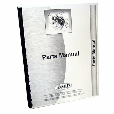 Caterpillar D10 Crawler Parts Manual Sn 84w1-84w609