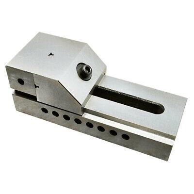 3 Screwless Toolmaker Grinding Ground Vise .0002 Steel Tool Making Vise