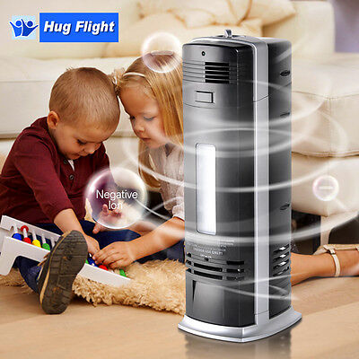 6in1 Ozone Carbon Ionic Air Purifier Ioniser Revitaliser Freshener Cleaner