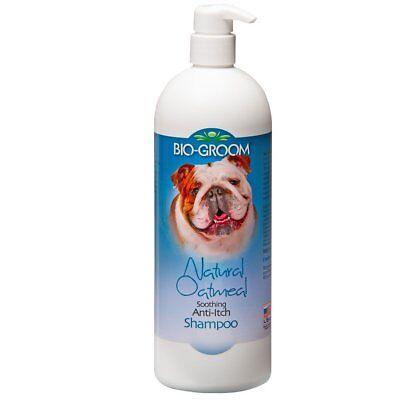 BioGroom Natural Oatmeal AntiItch Shampoo