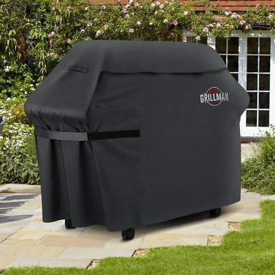Heavy Duty Premium Barbecue BBQ Gas Grill Outdoor Cover - UV & Water Resistant
