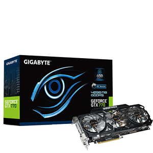 Gigabyte NVIDIA GeForce GTX 770 (4 GB) GDDR5 PCI-E 3 Video Card Warragul Baw Baw Area Preview