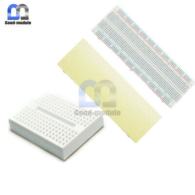 Mb 102 Mb102 Breadboard 830 170 Tie Point Solderless Pcb Bread Board Test