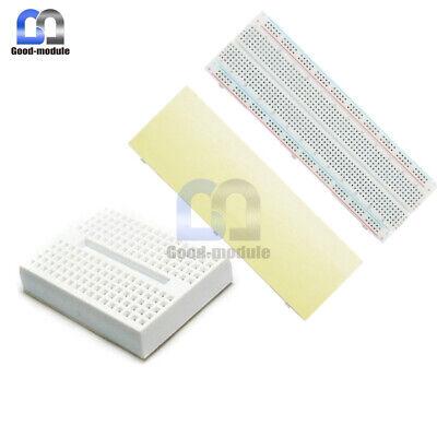 Mb 102 Mb102 Breadboard 830 170 Tie Point Solderless Pcb Bread Board Test