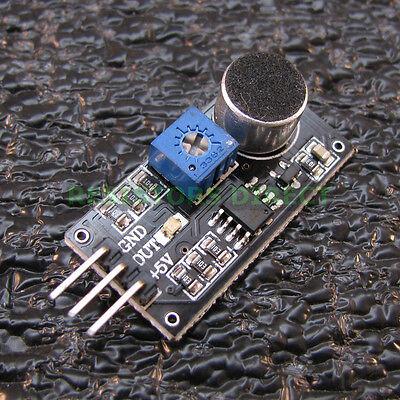 Sound Detection Sensor Module Sound Sensor Robot Vehicle Arduino New Usa S14