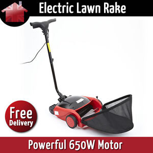 Various Electric / Battery Corded Cordless Lawnmower Lawn Mower Rake Scarifier