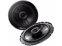 "PIONEER TS-G1732i 6.5"" 17cm 2-Way Coaxial Car Audio Speakers 240 Watt"