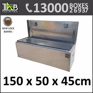 Toolbox TOP Opening Ute Truck Storage Trailer made of Aluminium Sydney City Inner Sydney Preview