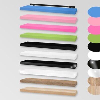 Wandboard Wandregal Regal in vielen Farben und Größen