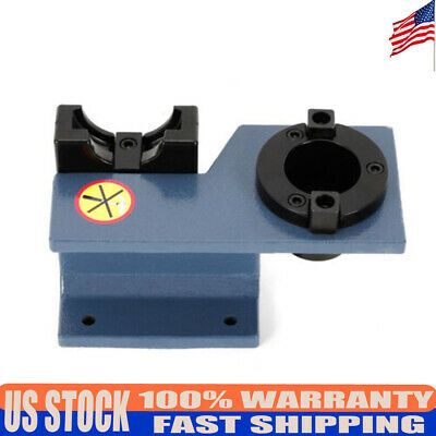 Blue Cat 40 Tightening Fixture Cnc Tool Holder Tapers For Cat 40 Machine Tool Us