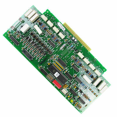 New Simplex 565-231 4100 8 Zone Monitor Sec Class A Module Fire Alarm Board