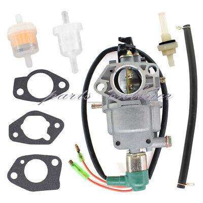 Carburetor Carb For Milbank Mpg75002e 7500 Watt 13hp 420cc Generator Us Stock