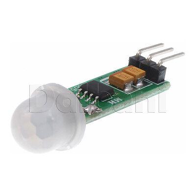 Hc-sr505 Ir Switch Sensor Arduino Compatible Pir Mini Body Sensor