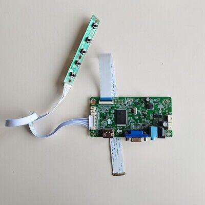 """HDMI VGA LCD LED EDP Controller Board for N156BGE-E32/E33/E31/E41/E11/E21 15.6"""""""