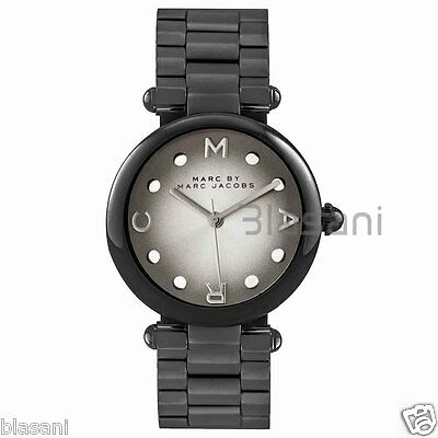 Marc by Marc Jacobs Original MJ3450 Dotty Women's Black Stainless Steel Watch
