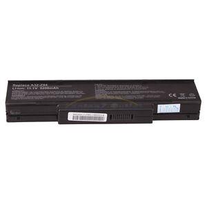 New 5200mAh Battery for Asus A32-F2 A32-F3 A32-Z94 A32-Z96 A33-F3 CBPIL48 Black