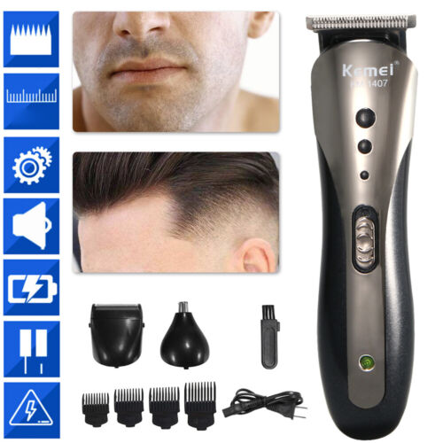 Electric Body Beard Men Hair cutting Clipper Shaver Razor Tr