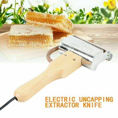 Electric Beekeeping Equipment Scraping Honey Extractor Hot Knife Honey Uncapping