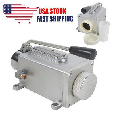 Usa Stock Oil Pump Manual Oil Lubricator New Hand Operate Handle Lubrication