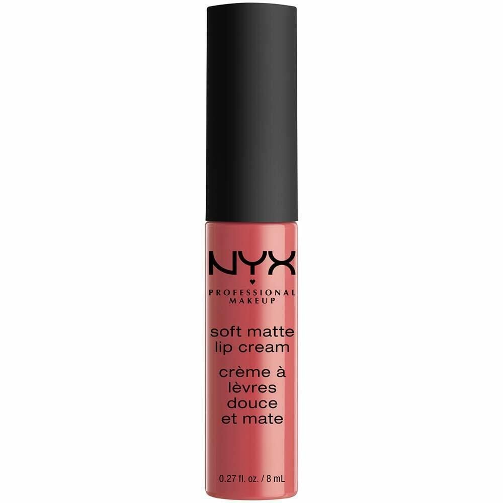 1 NYX Soft Matte Lip Cream SMLC05 - Antwerp + Free Earring G