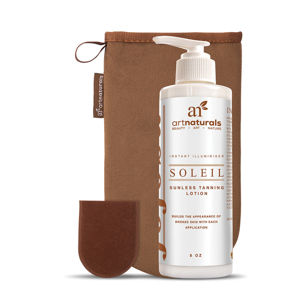 Soleil Natural Sunless Tanning Collection - Hydrating Protec